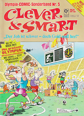 Clever & Smart Sonderband Nr. 5 / Comic-Album