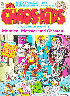 Die Chaos-Kids Nr. 3 / Comic-Album