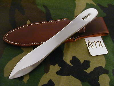 """RANDALL KNIFE KNIVES #9-10"""" PRO THROWERw/SH.   #A1771"""