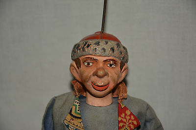 Marionette mit Clogs String Puppet Theatre Kasperle Theater Holland