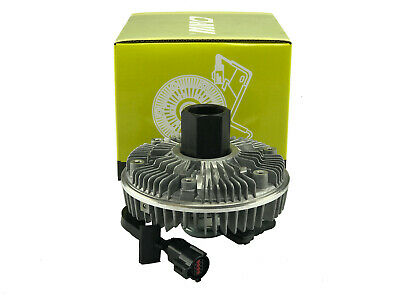 New OAW 12-F3261 Electric Fan Clutch for Ford 6.0L V8 Powerstroke Diesel 03-10