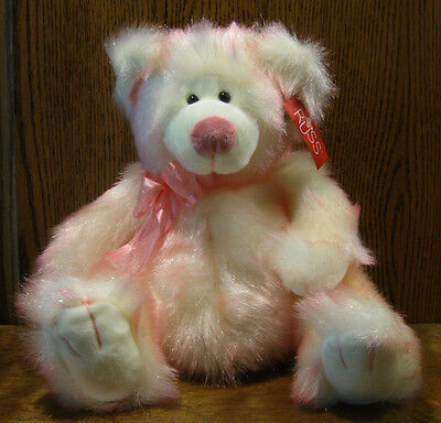 """Russ Berrie Plush #20469 TAFFIE, 14"""" New/tags From Retail Store, Washable"""