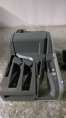 Canon imageFORMULA CR‑135i Check Transport Pass-Through Scanner w/o Ink USED