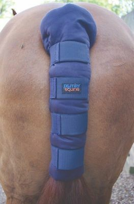 Premier Equine Padded Tail Guard - Navy Blue Premier Equine