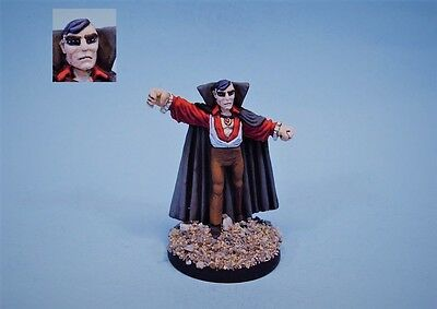 Ral Partha painted miniature Count Strahd von Zarovich