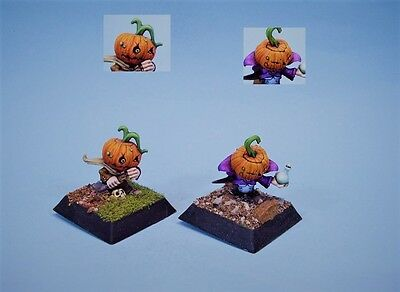Confrontation painted miniature Pixie Tricksters (2)