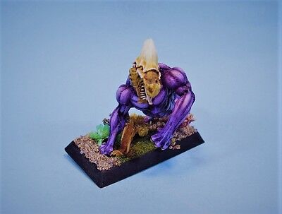 Confrontation painted miniature Dirz Tiger