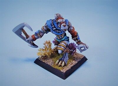 Confrontation painted miniature Devourer Headhunter