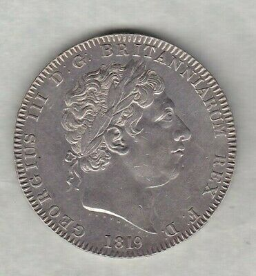 France 1873A Silver 5 Francs In Very Fine Condition