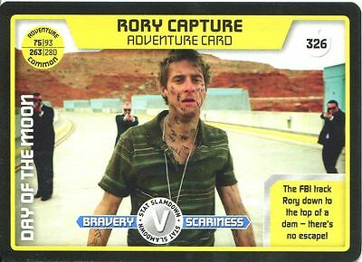 Doctor Who Monster Invasion Extreme Card #326 Rory Capture