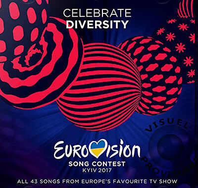 Eurovision Song Contest 2017: Kyiv CD NEW