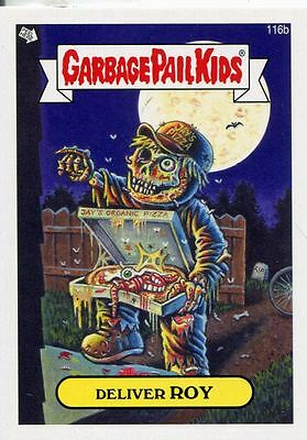 Garbage Pail Kids Mini Cards 2013 Base Card 116b Deliver ROY