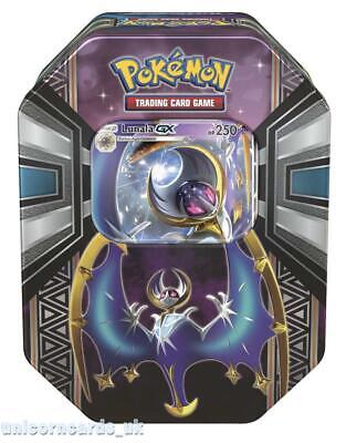 Pokemon TCG: Legends of Alola Tin - Lunala GX :: Brand New And Sealed!