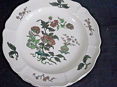 "Set Of 8 - 8.50"" Wedgwood Mandarin Plates"