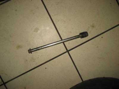 Daelim Ns 125, Sg Otello, Complete Front Axle, Axle, Yamaha Yz