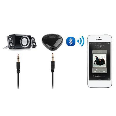 Wireless Bluetooth4.1 3.5mm Car Aux Audio Stereo Music Receiver Adapter Home