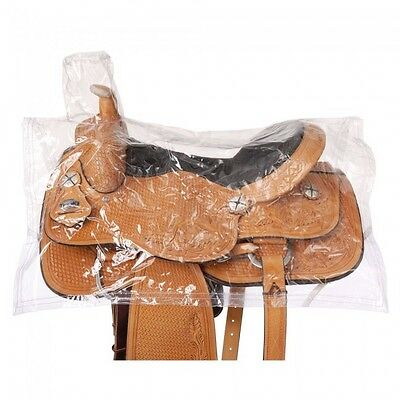 Tough-1 Clear Saddle Cover- NWT- Item #61-8901