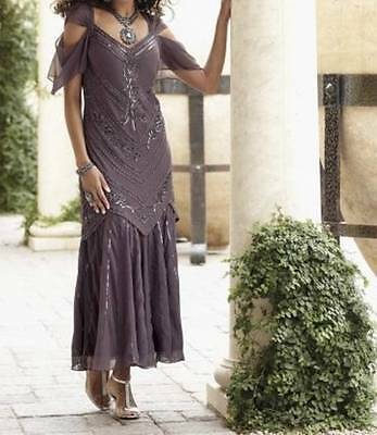 Mother of Bride Groom Wedding Wome'ns Prom evening formal Gown dress plus 1X 2X