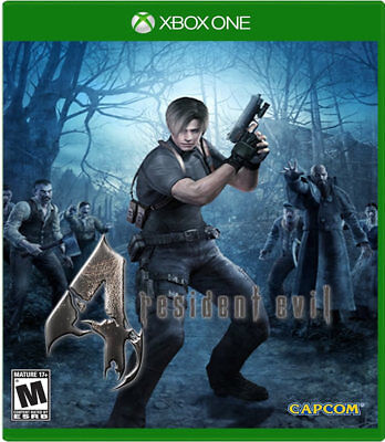 Resident Evil 4 HD Xbox One New XBOX ONE
