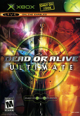 Dead or Alive Ultimate Xbox New Xbox