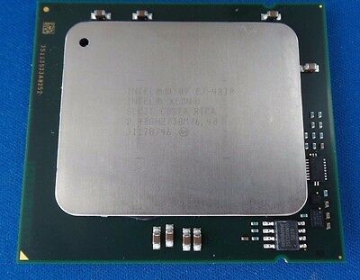 Intel Xeon TEN CORE E7-4870 30M Cache 2.40 GHZ 6.4GT/S QPI SLC3T Processor CPU