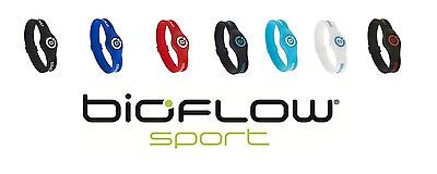 Bioflow Magnetic Sport Wristband/bracelet (Various Sizes & Colours)