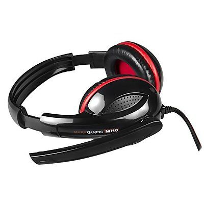 MARS GAMING MH0 Headset Cuffie Gaming - RICONDIZIONATO - EUR 16 7540d4048ae6