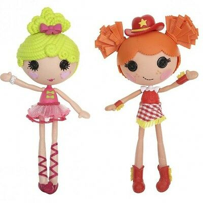 Lalaloopsy ™ - Workshop Double Pack - Ballerina/ Cowgirl 21 cm