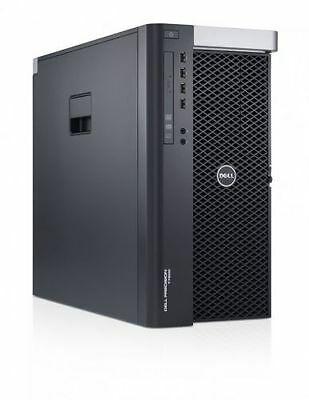 Dell Precision T7600 2x Xeon E5-2643 4x 3,30GHz 1000GB 32GB Quadro 6000 RW W7 B1