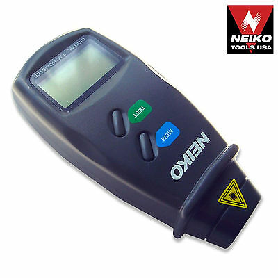 NEIKO 20713A - Non-contact Laser Photo Digital Tachometer -  New