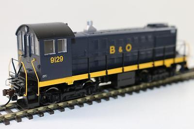 Bachmann HO 1:87 Alco S-2 Diesel Switcher B&O Capitol Dome DCC Sound FNQHobbys