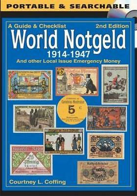 Notgeld Emergency Money & Paper Banknotes Collector Guide - 60 Countries Shown
