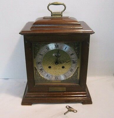 Vintage Seth Thomas Legacy Mantle Clock #1330-001 1979