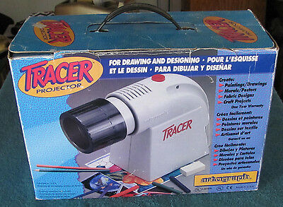 Nice Artograph Tracer Projector - Mint! - Art Projects, Image Inlarger