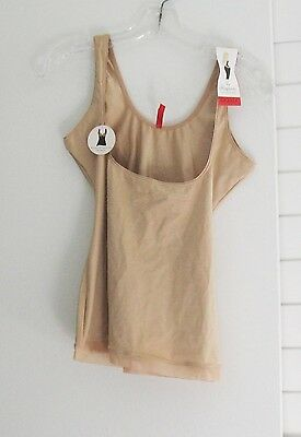Simplicity by Spanx Open Bust Cami Nude 309 Sz L - NWT