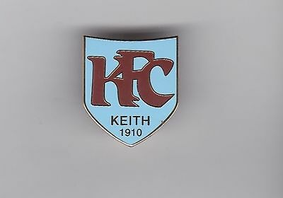 Keith (Scottish Highland League)  - lapel badge