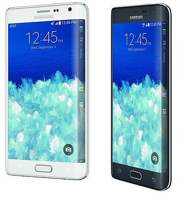 Samsung Galaxy Note Edge N915A r Unlocked Smartphone Cell Phone AT&T T-Mobile