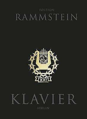 Rammstein: Klavier by Bosworth GmbH (Mixed media product, 2015)