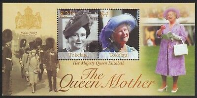 Tokelau 2002 - Mi-Nr. Block 26 **  - MNH - Queen Mum