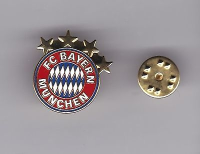 Bayern Munich ( Germany ) - lapel badge No.1 butterfly fitting