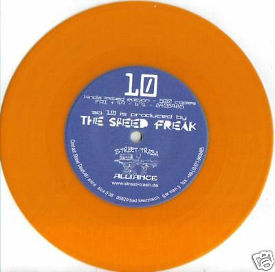 "agent orange 10 - The Speed Freak- 7"" - NEUWARE"