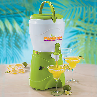 MARGARITA SLUSHIE MAKER 128 oz MARGARATOR PLUS SLUSH MACHINE FROZEN DRINK MSB600