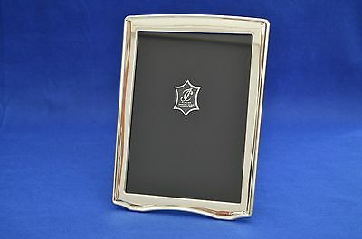 Smart Spanish Sterling Silver Photo Frame - 925 picture frame -