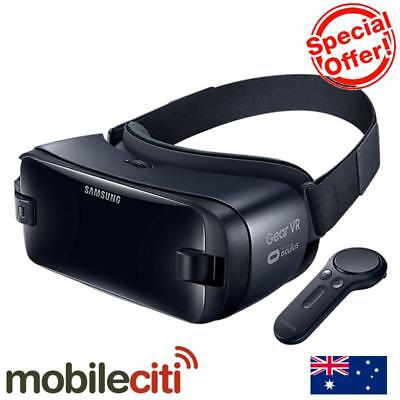 Samsung Gear VR 2017 Headset with Controller (For S8, S8+, S7/S6 edge, Note 5 et