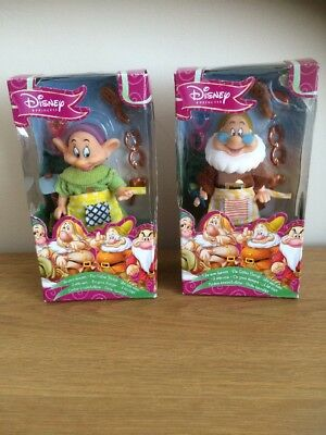 Simba Disney Dopey From Snow White And The Seven Dwarfs BNIB