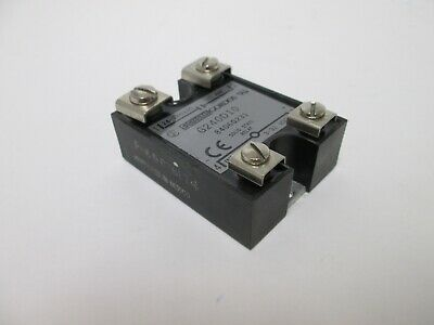 Crouzet Gordos G240D10 Solid State Relay, Control: 3-32VDC, Contact: 24-280VAC