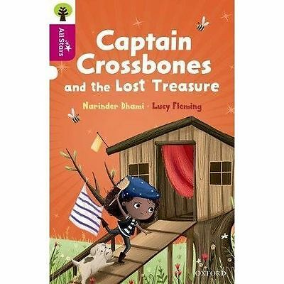 Oxford Reading Tree All Stars Oxford Level 10. Captain Crossbones and the Lost