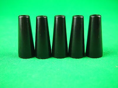 5 Pc Gasless Mig Nozzle  Magnum 100/Tweco #1 Tip Saver Bobthewelder OZZY Seller