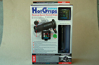 Oxford  Hotgrips  Motorcycle   Heated  Grips  Sports