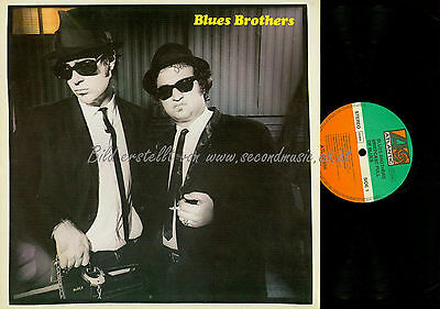 LP--Blues Brothers – Briefcase Full Of Blues // ATL 50556